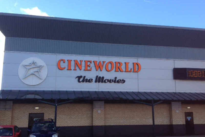Cineworld cinema