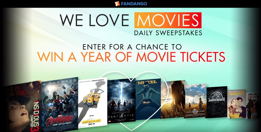 Fandango We Love Movies
