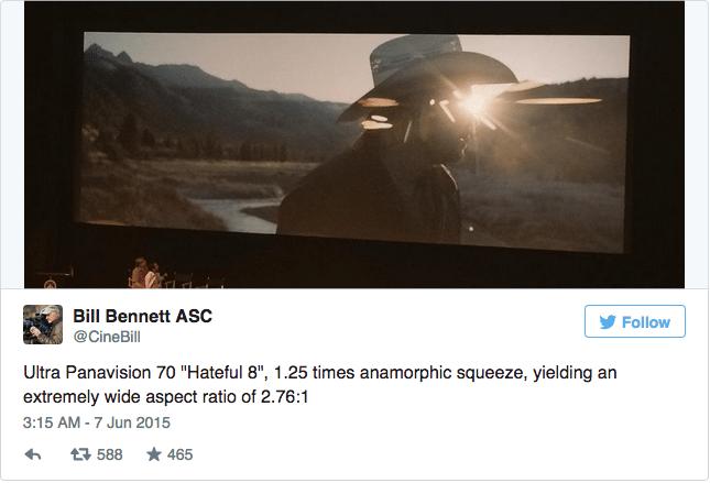 Hatefull 8 Tarantino