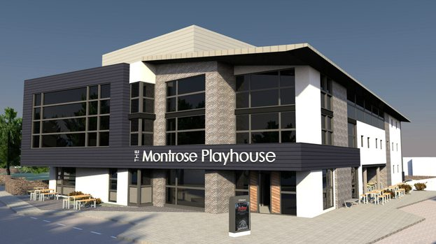 Montrose Playhouse cinema