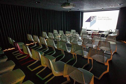 Vilnius Airport cinema