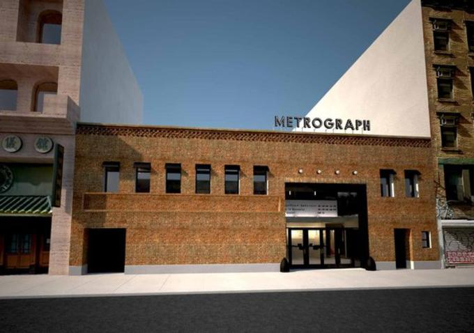 Metrograph NYC