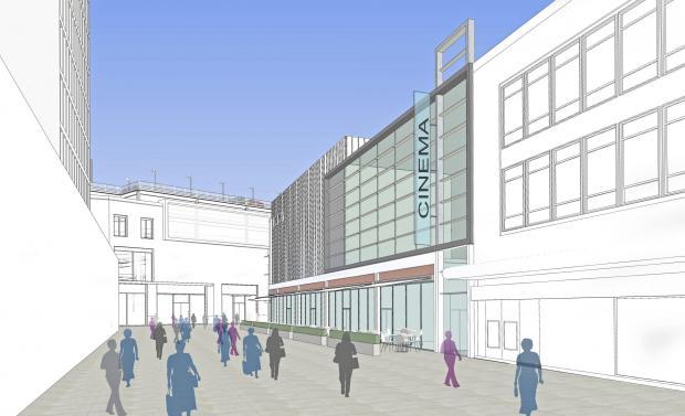 Bradford boutique cinema
