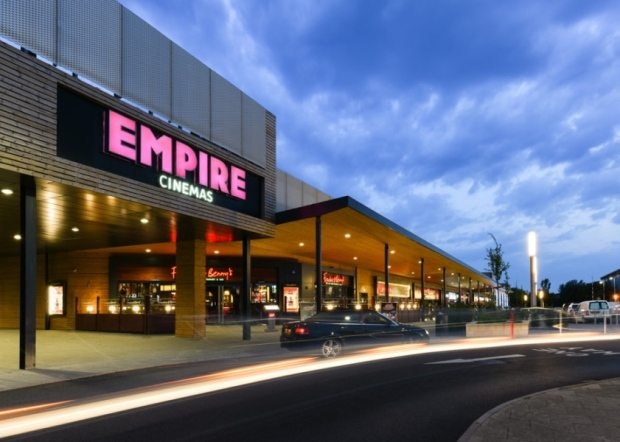 Empire Cinema Jarman Square