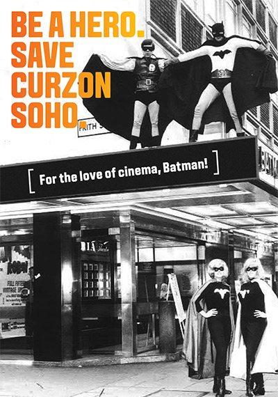 Batman Curzon Soho cinema London