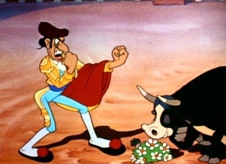 Disney Ferdinand Bull
