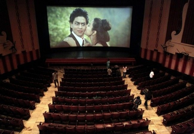 Cinema Auditorium in India