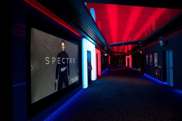 Imax Birmingham Bond Spectre