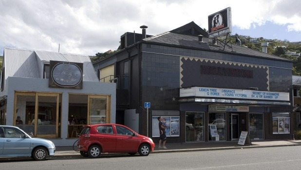 Hollywoopd Cinema Christchurch