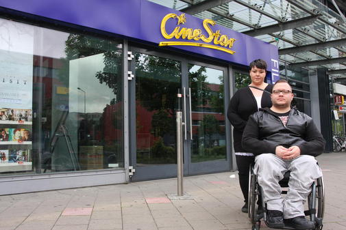 Rostock Cinestar Denies Entry To Patron In Wheelchair