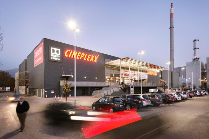 Cineplexx Linz Dolby Cinema