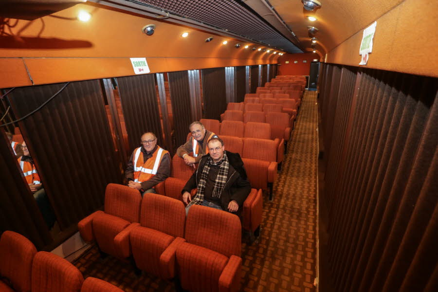 Cinema train