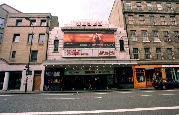 Odeon Southside Edinburgh