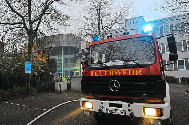 Cinetech Kino Gronau Feuerwehr