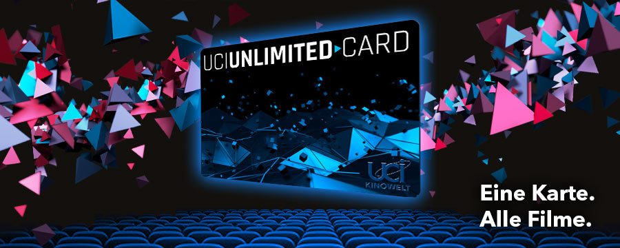 UCI unlimited card Germany
