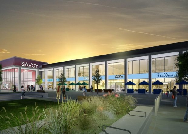 The planned Doncaster Savoy - still a long way away. (image: artist's impression)