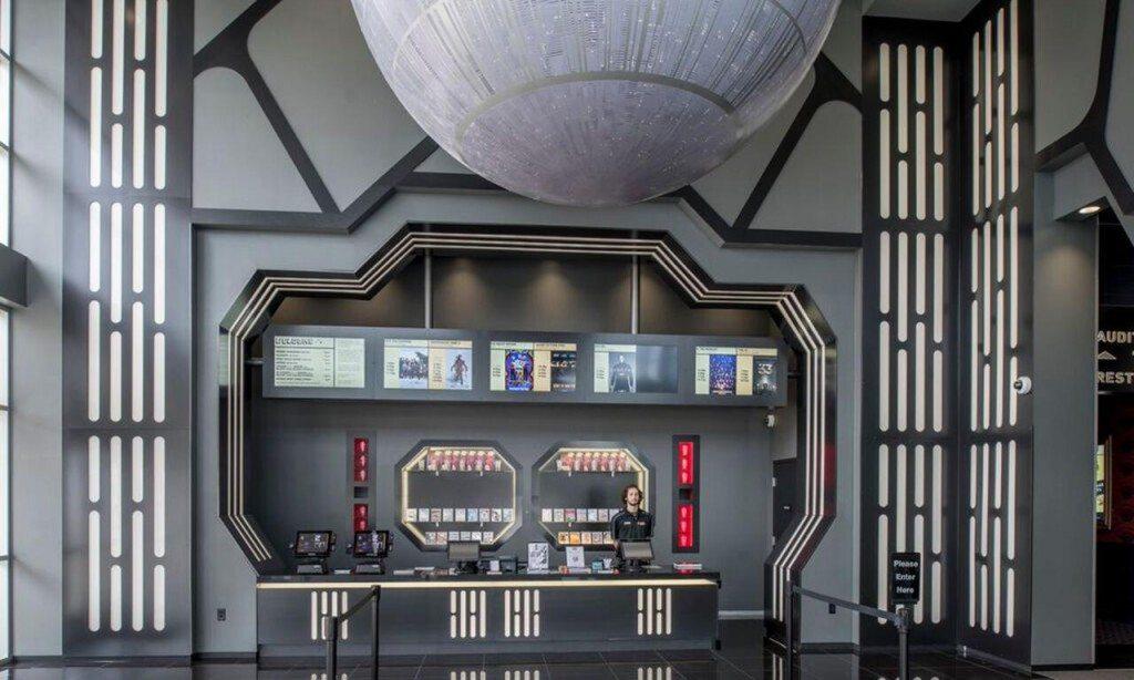 Alamo Drafthouse Omaha Star Wars