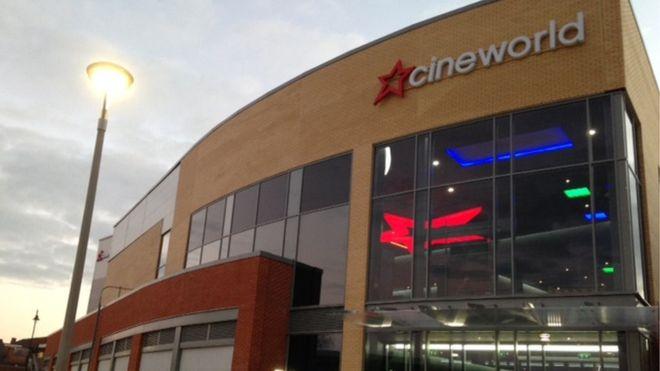 Cineworld Hinckley