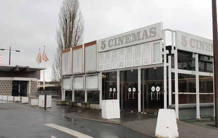 The Parly 2 cinema that closed in 2014 (photo: LP / Stephanie Wiele)