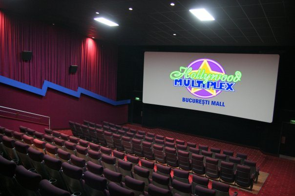Romania Hollywood multiplex
