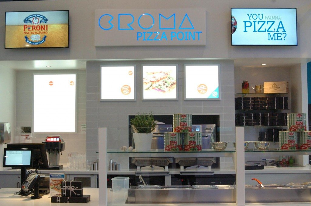 Odeon Orpington Chroma Pizza Point