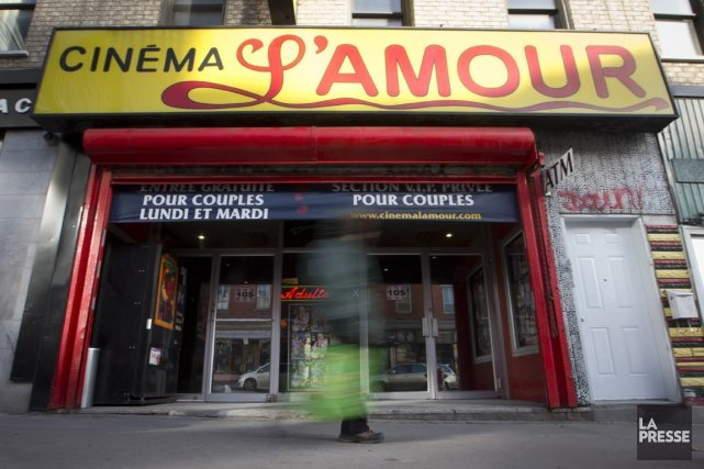 Cinema L'Amour Montreal
