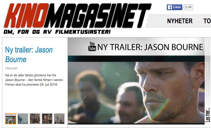 Kinomagasinet Norway