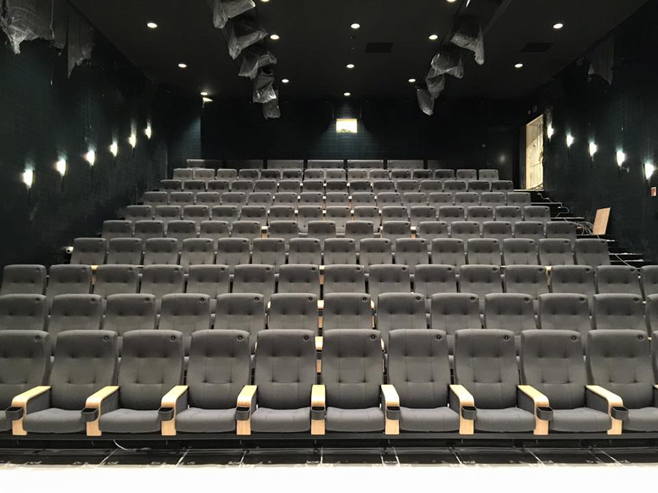 Lillehammer Screen 4 with Atmos (photo: Lillehammer Kino Facebook page)