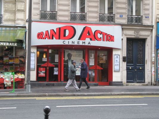 A pioneer is no more. (photo: Grand Action Cinema)