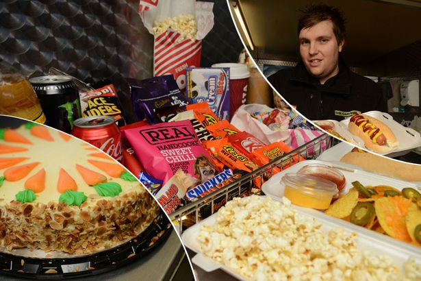 Popcorn (large) £3, Cheesy nachos £2.50, Classic hot dog £2 (photo: GazetteLive)