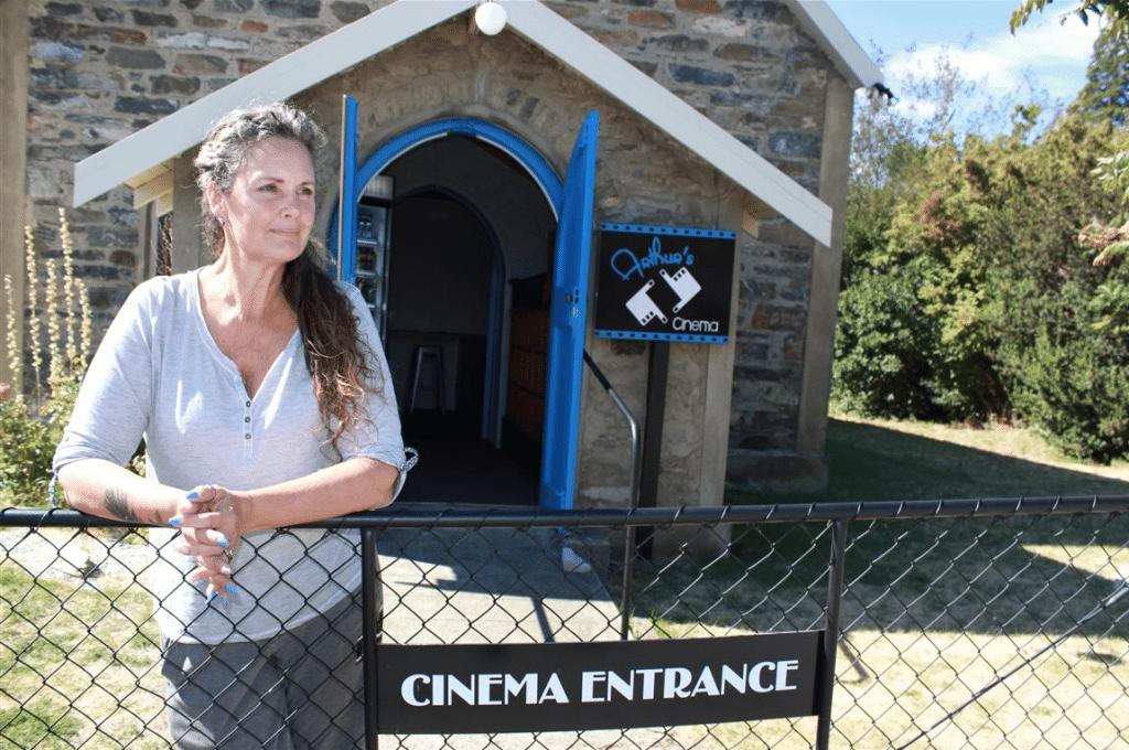 Arthur's Cinema Otago