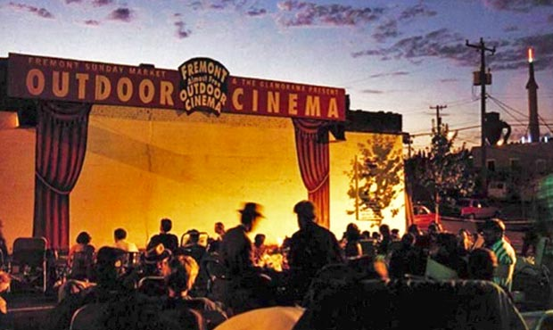 Fremont Outdoor Cinema Seattle