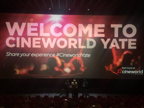 Cineworld Yates