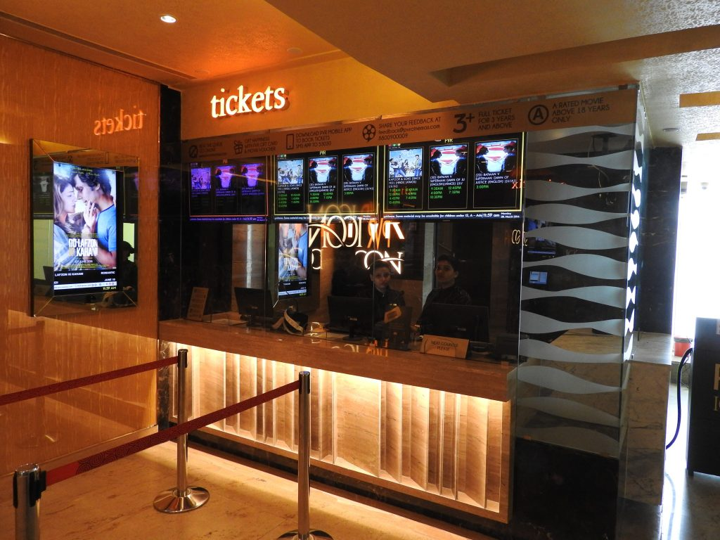 PVR box office India
