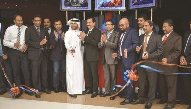 Al Khor Mall cinema opening
