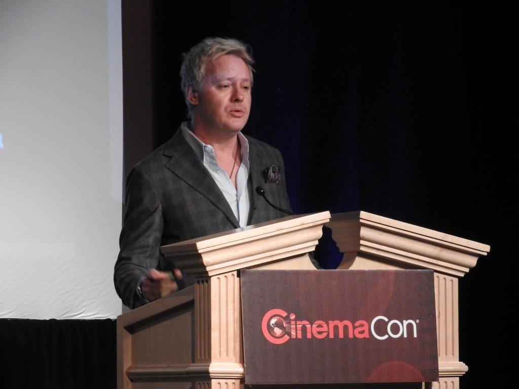 Tomas Jegeus, President, Fox International Productions