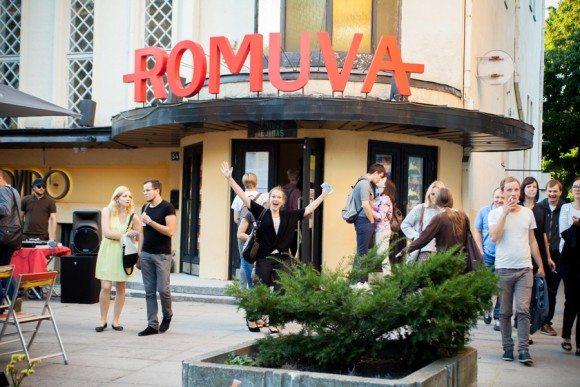 Kauno Kino Centras Romuva, Lithuania