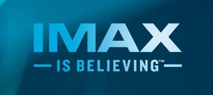 Imax is beleiving