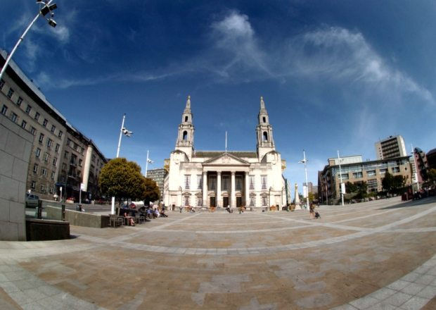 Leed's Millennium Square