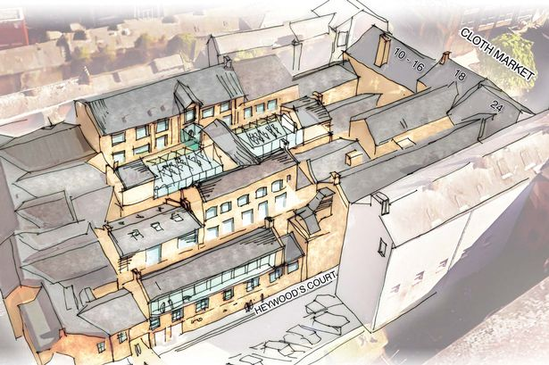 White Hart Yard will be completely redeveloped by Crafted Projects
