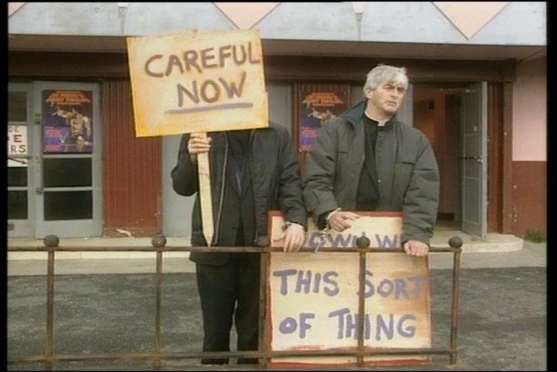 Father Ted cinema