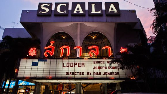 Scala cinema, Bangkok, Thailand (photo: Monocle)