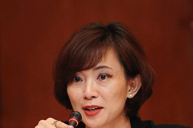 GSC group chief executive Koh Mei Lee