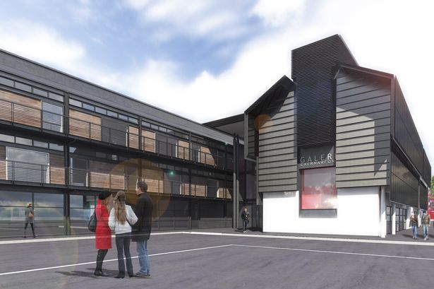 Galeri Caernarfon planned two-screen expansion