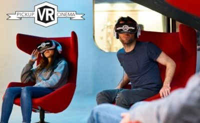 Pickup VR Cinema Paris
