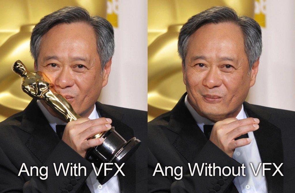 Ang Lee Oscar VFX