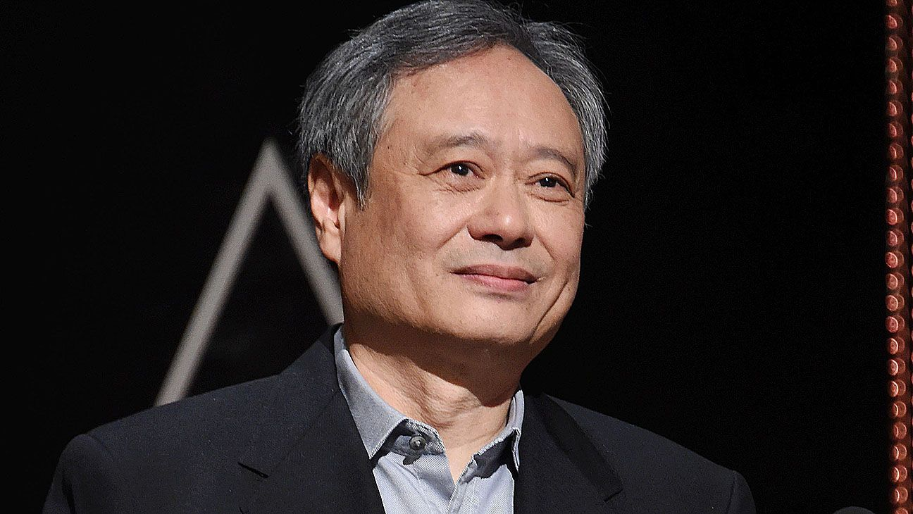 Ang Lee at the 2016 NAB Show's Future of Cinema Conference