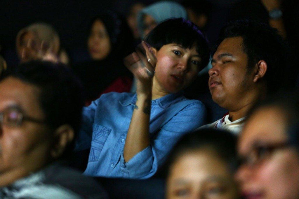 Blind cinema Jakarta
