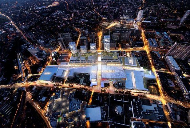 Croydon Westfield scheme