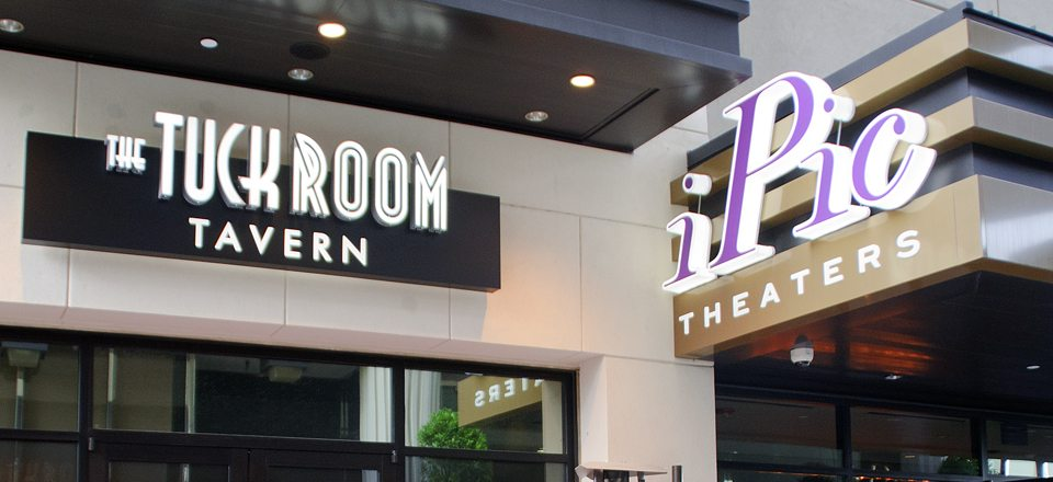 iPic Westwood and the Tuck Room Tavern